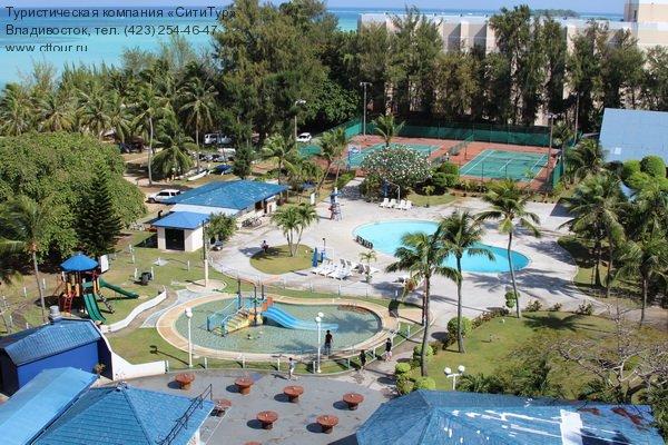 Fiesta Resort & Spa Сайпан