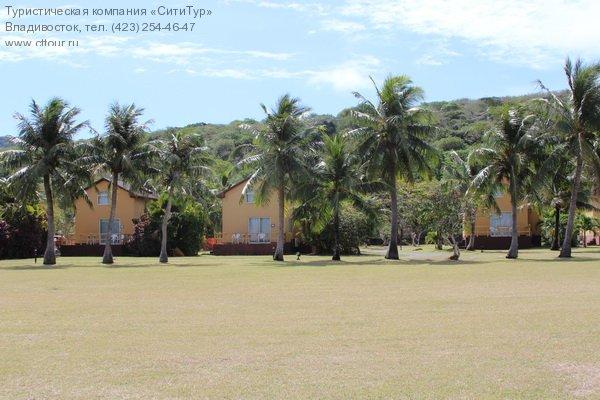 Отели Сайпана. Mariana Resort and Spa 4*.