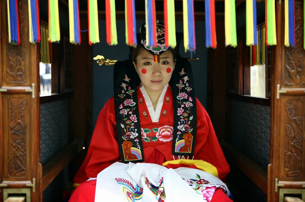 Сеул традиционный костюм
