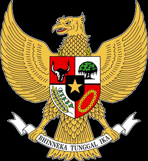 Гаруда Герб Индонезии