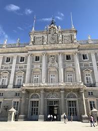 Мадрид. Королевский дворец.