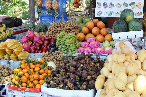 Правила перевоза багажа и фруктов из Таиланда