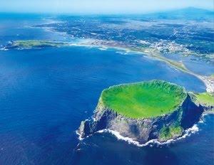 остров Чеджу Южная Корея