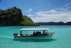 Остров Батбитим. Индонезия.