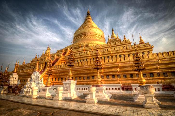 Тур в Мьянму «Страна золотых пагод»