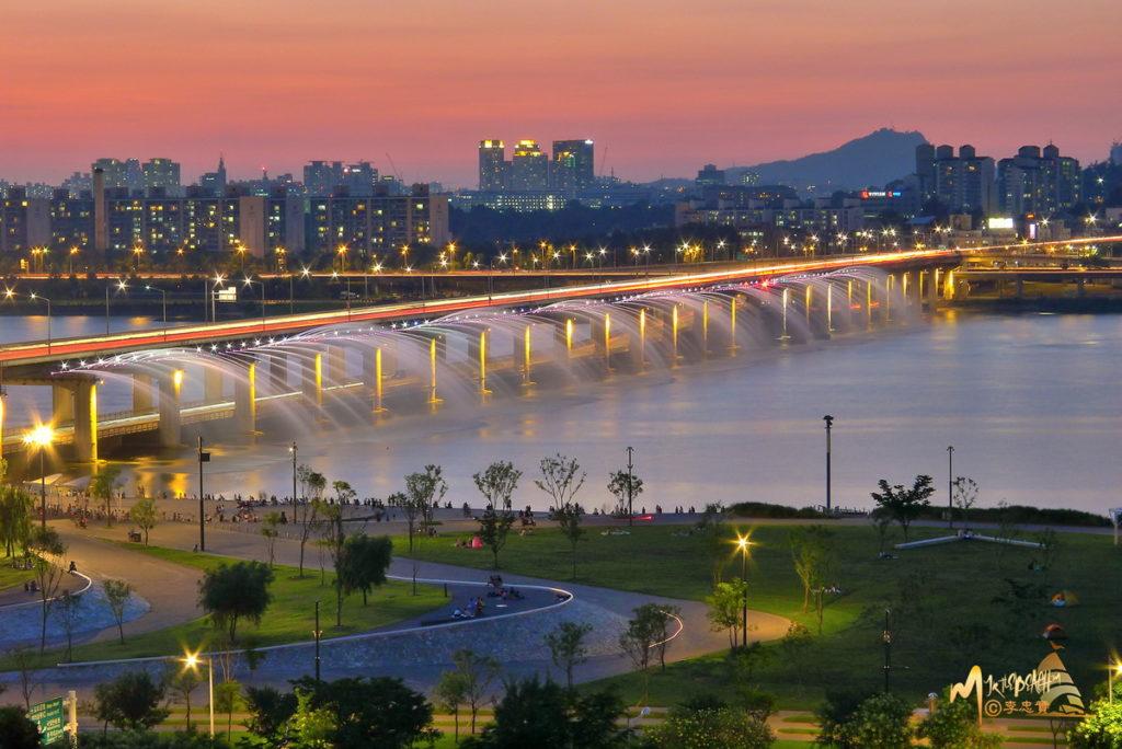 Тур в Сеул Южная Корея