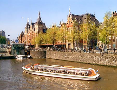 На недельку в Амстердам