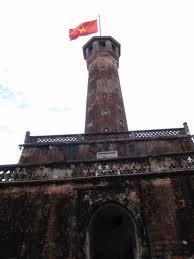 Флаговая башня. Ханой, Вьетнам