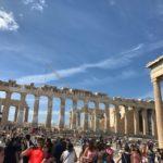 Греция. Афины. Акрополь
