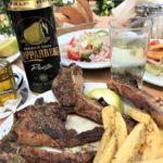 Остров Кефалония. Греция. Греческая кухня