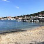 Остров Кефалония. Греция. Пляж Фискардо. Fiscardo beach