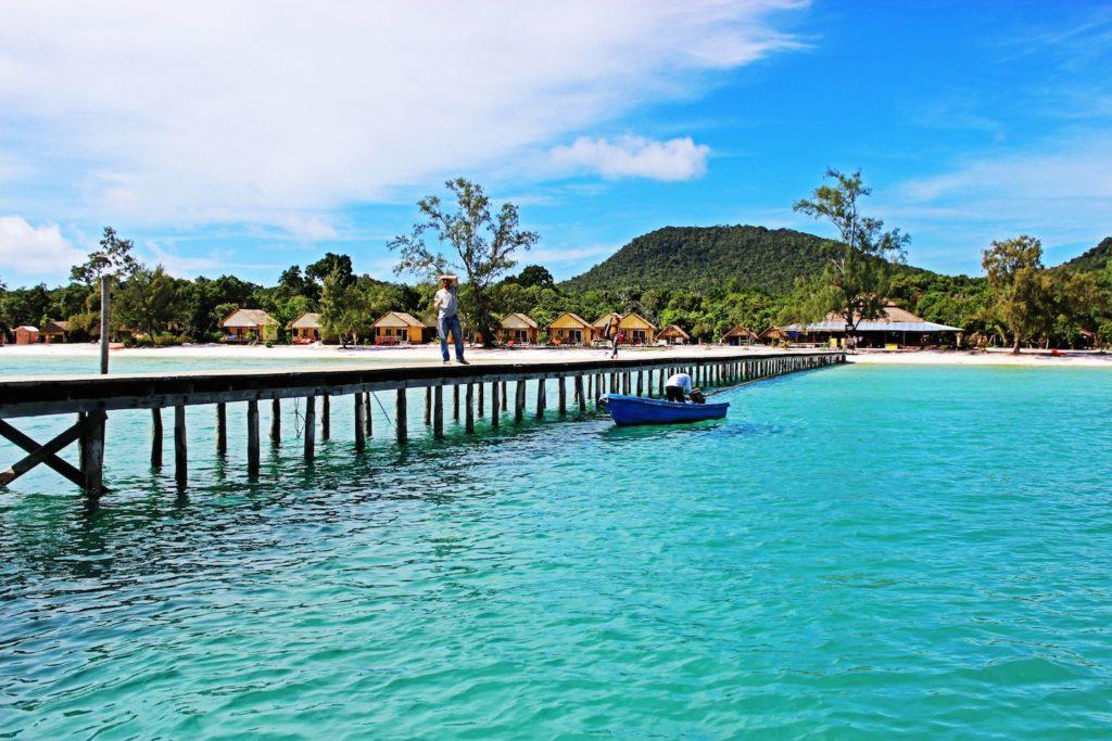 """Тур """"Камбоджа. Экскурсии и пляжный отдых"""". Авиа"""