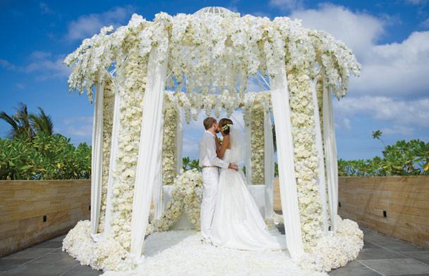 о. Бали свадьба