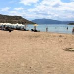 Греция. Нафплио. Пляж