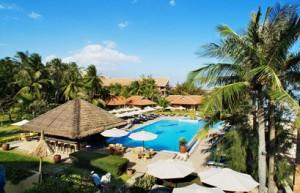 Seahorse resort & spa Swimming pool