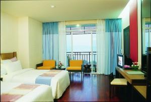 PATTAYA DISCOVERY BEACH HOTEL 4* Отель расположен в центральной части г. Паттайя