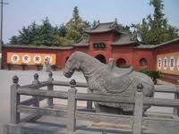Храм Белой лошади. Ханой, Вьетнам